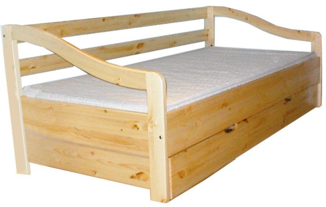kika kanapé ágy ~ fix kanapéágy  fenyőbútor készítés, irodabútor készítés